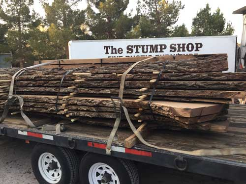 Slabs Banded-and-loaded-on-the-truck