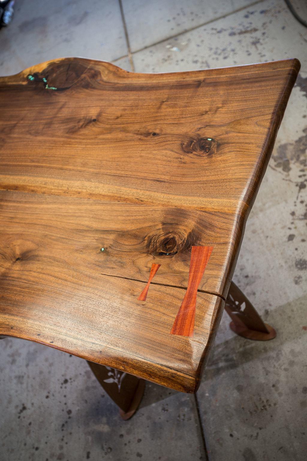 Black Walnut Furniture Stump Shop